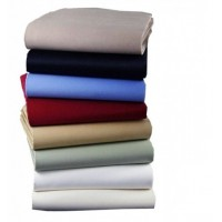 Fitted sheet smooth cotton