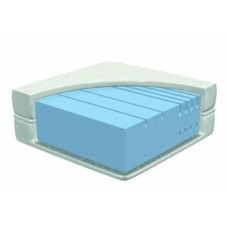 Cold foam HR55 mattress 22 cm thick