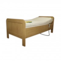 Electric Senior Bed Memory Foam Bamboo mattress