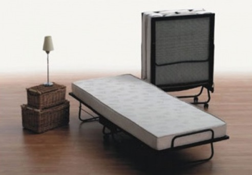 Vouwbed Zonder Matras.Vouwbed Spiraal 1 Persoons
