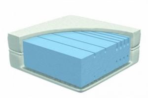 Cold foam HR45 mattress 16 cm thick